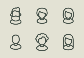 User profile pictures