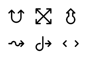 Various Forms Of Arrows