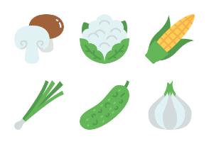 Vegetable Flat