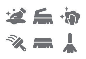 Washing & Cleaning - Glyph