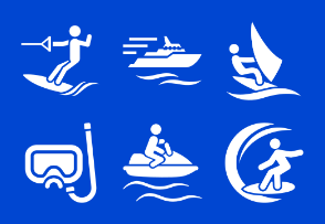 Water sports and recreation tours