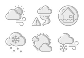 Weather - Greyscale