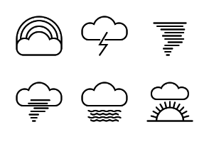 Weather (outline)