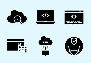 Web Programming and Security Glyph