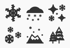 Winter #04 (Glyph)