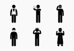 Worker Construction Safety Attire Uniform