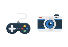 Ikooni flat: Devices & Technologies