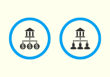 Square Dotted Charts Rounded